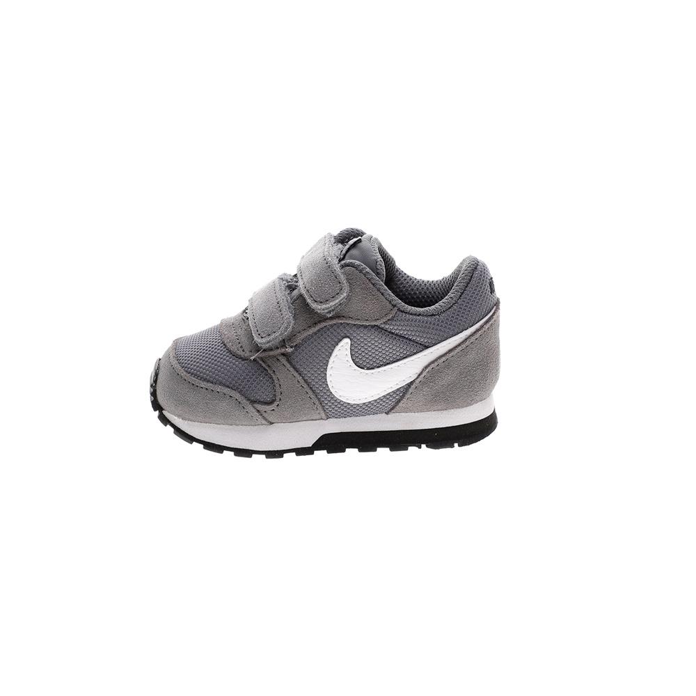 NIKE – Βρεφικά παπούτσια NIKE MD RUNNER 2 (TDV) γκρι