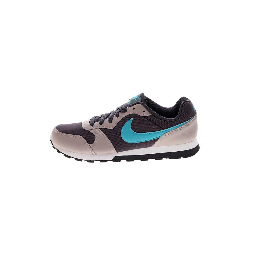 NIKE – Παιδικά παπούτσια NIKE MD RUNNER 2 (GS) καφέ μπλε