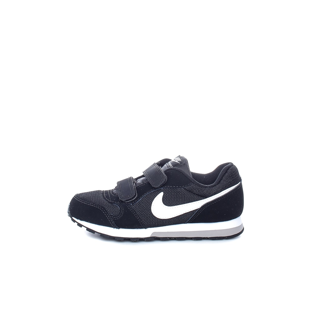 NIKE – Παιδικά αθλητικά παπούτσια NIKE MD RUNNER 2 μαύρα