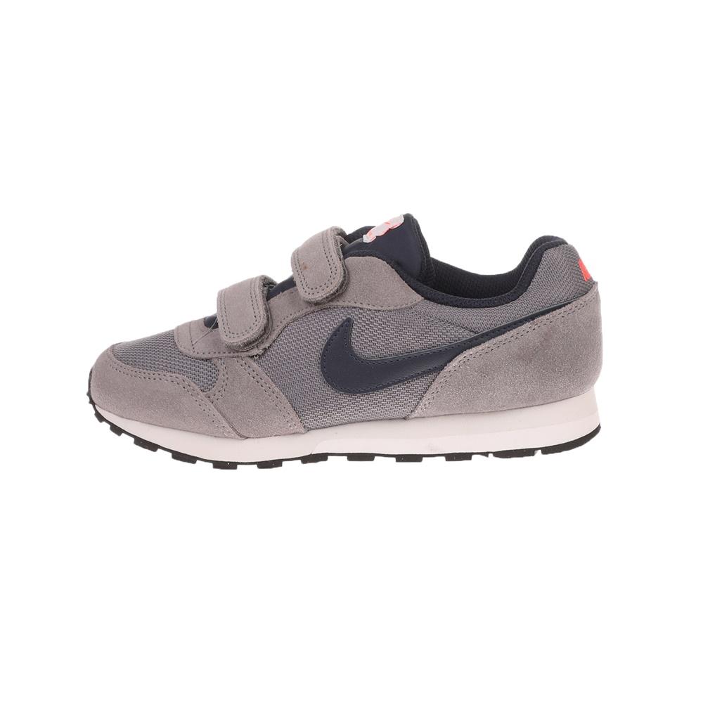 NIKE – Παιδικά αθλητικά παπούτσια NIKE MD RUNNER 2 (PSV) γκρι μπλε