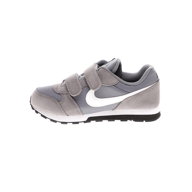 NIKE – Παιδικά αθλητικά παπούτσια NIKE MD RUNNER 2 (PSV) γκρι λευκα