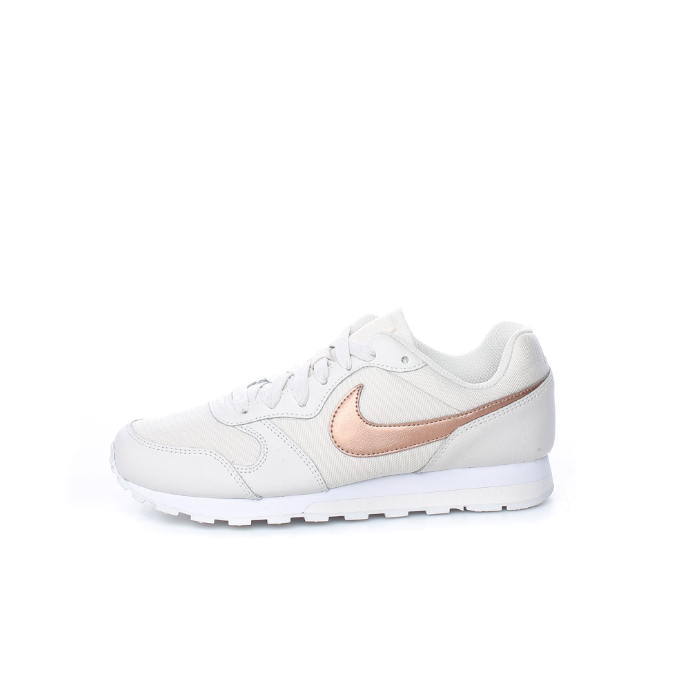 NIKE – Παιδικά παπούτσια NIKE MD RUNNER 2 (GS) λευκά