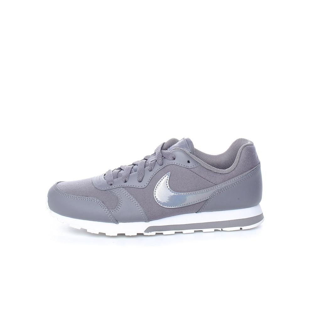 NIKE – Κοριτσίστικα αθλητικά παπούτσια NIKE MD RUNNER 2 (GS) γκρι