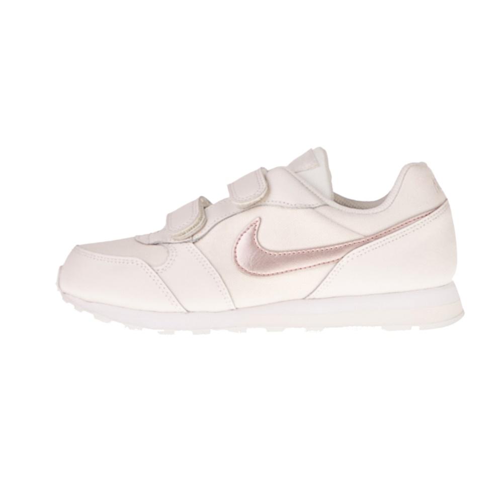 NIKE – Παιδικά παπούτσια NIKE MD RUNNER 2 (PSV) εκρού