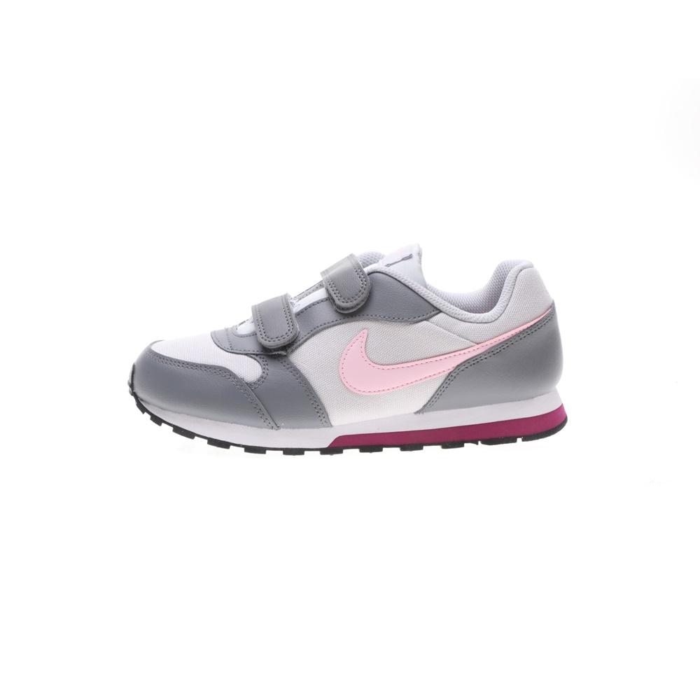 NIKE – Παιδικά αθλητικά παπούτσια NIKE MD RUNNER 2 (PSV) γκρι ροζ