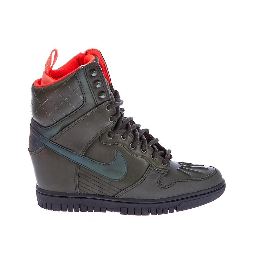 NIKE – Γυναικεία παπούτσια NIKE DUNK SKY HI 2 SNKRBT RFLCT χακί