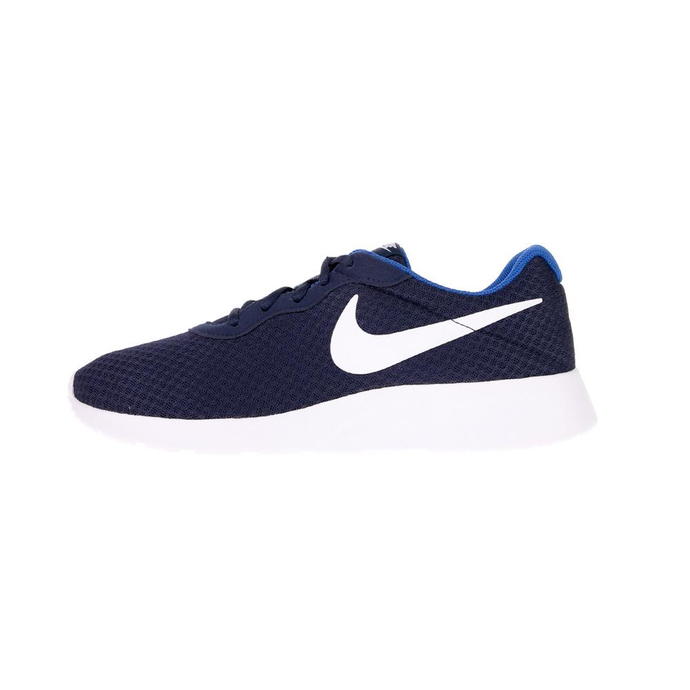 NIKE – Ανδρικά αθλητικά παπούτσια NIKE TANJUN μπλε λευκά
