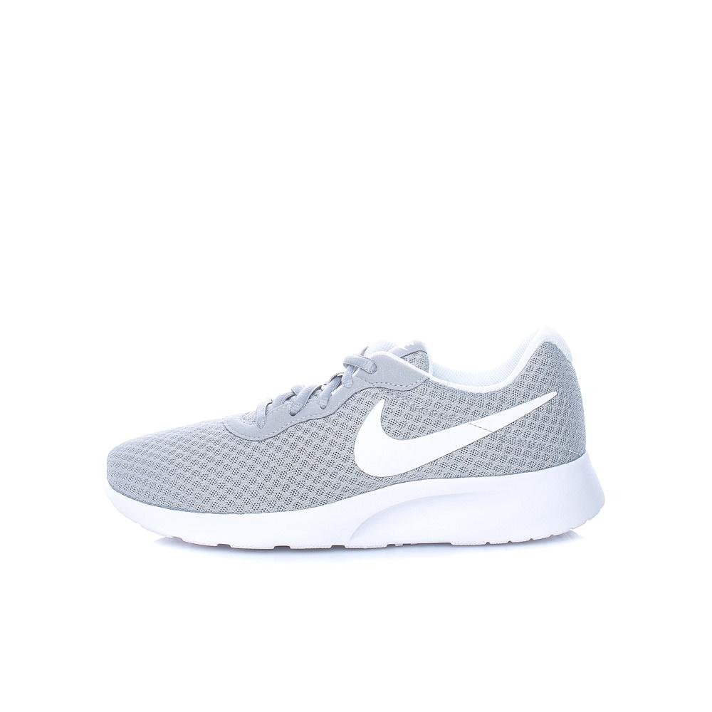 NIKE - Γυναικεία αθλητικά παπούτσια NIKE TANJUN γκρι γυναικεία παπούτσια αθλητικά training
