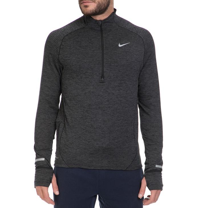 Ανδρική αθλητική μπλούζα NIKE ELEMENT SPHERE HZ γκρι (1422260.1-7178 ... 81c0fc8c00e