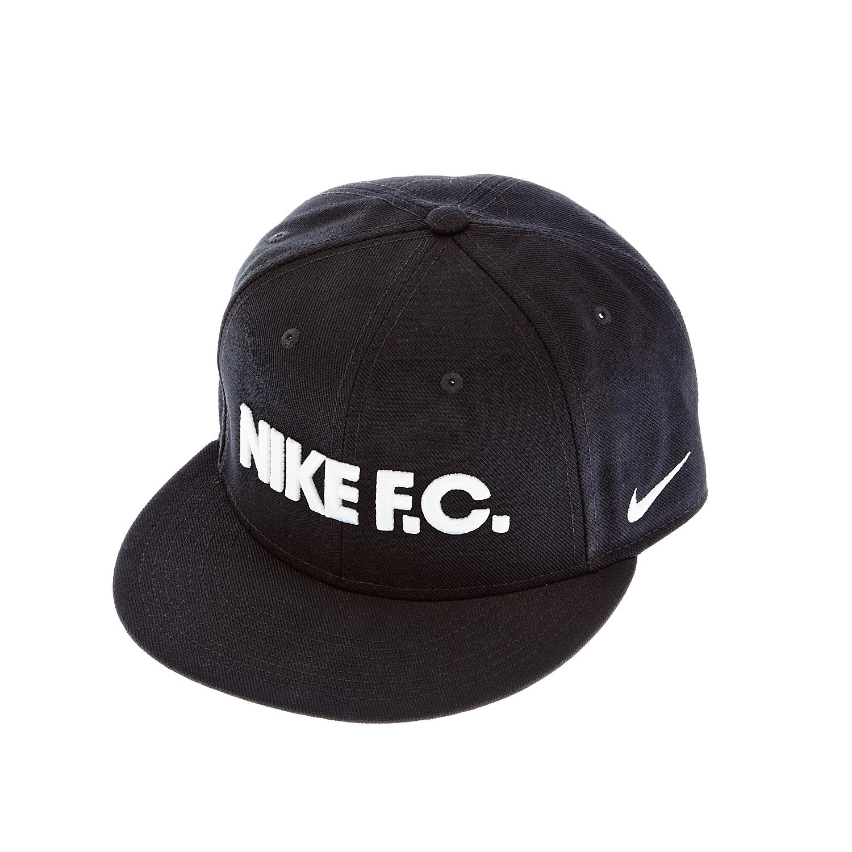 NIKE - Καπέλο τζόκεϋ Nike μαύρο ανδρικά αξεσουάρ καπέλα αθλητικά