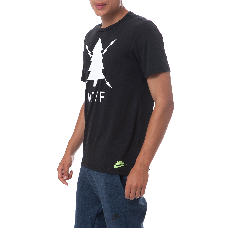 a3cb11d06478 NIKE - Ανδρική μπλούζα Nike μαύρη