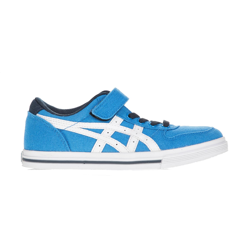 ASICS – Παιδικά sneakers ASICS AARON CV PS μπλε