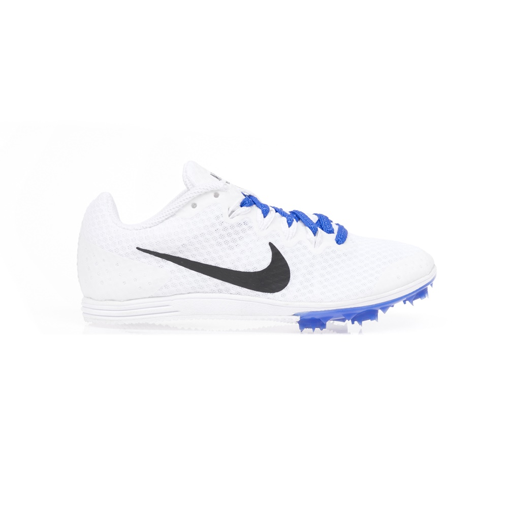 NIKE – Unisex παπούτσια NIKE ZOOM RIVAL D 9 άσπρα