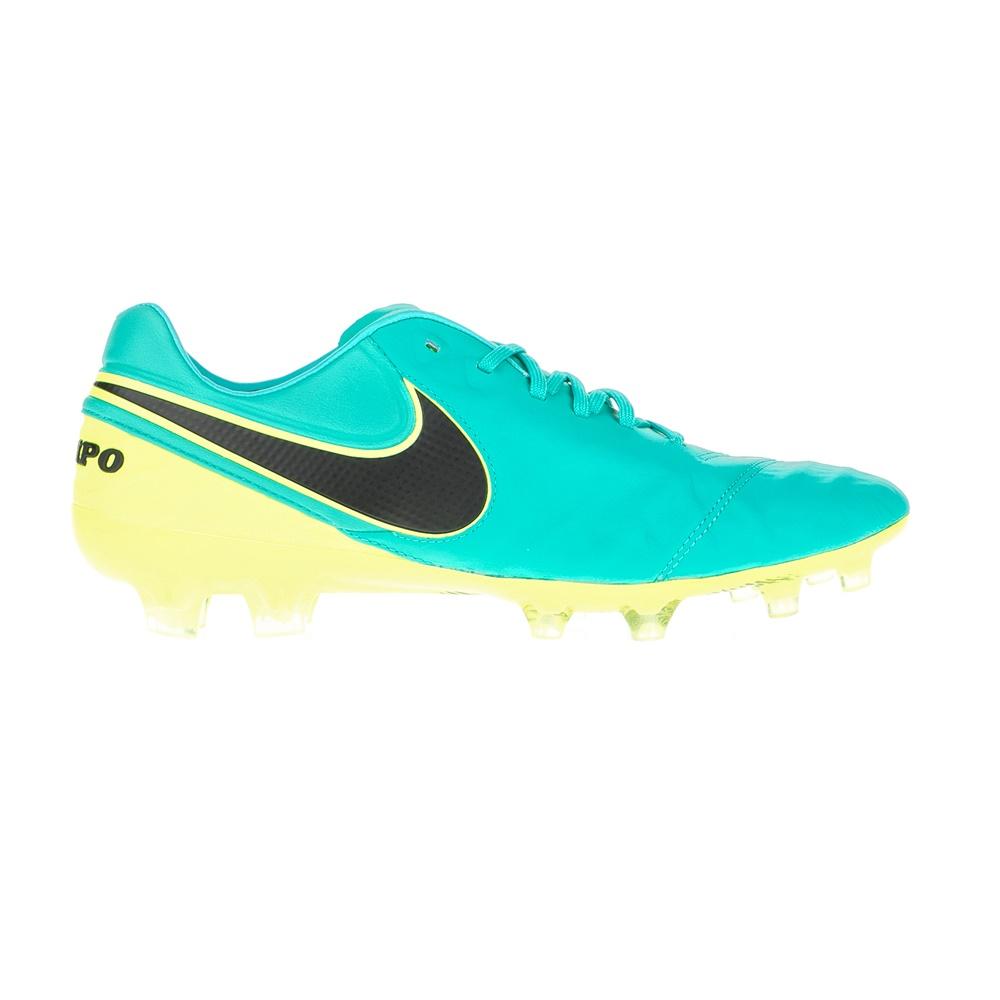 NIKE – Ανδρικά ποδοσφαιρικά παπούτσια ΝΙΚΕ TIEMPO LEGEND VI FG μπλε-κίτρινα