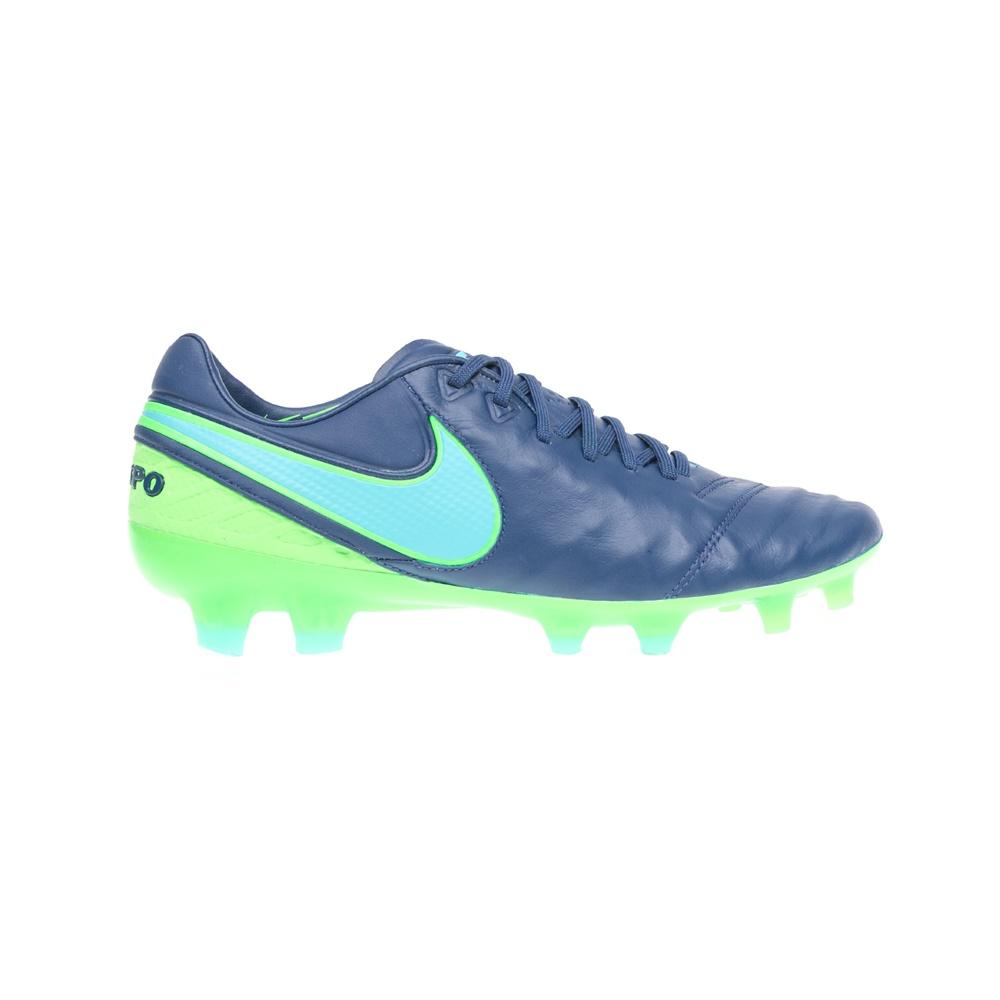NIKE – Ανδρικά αθλητικά παπούτσια NIKE TIEMPO LEGEND VI FG μπλε-πράσινο