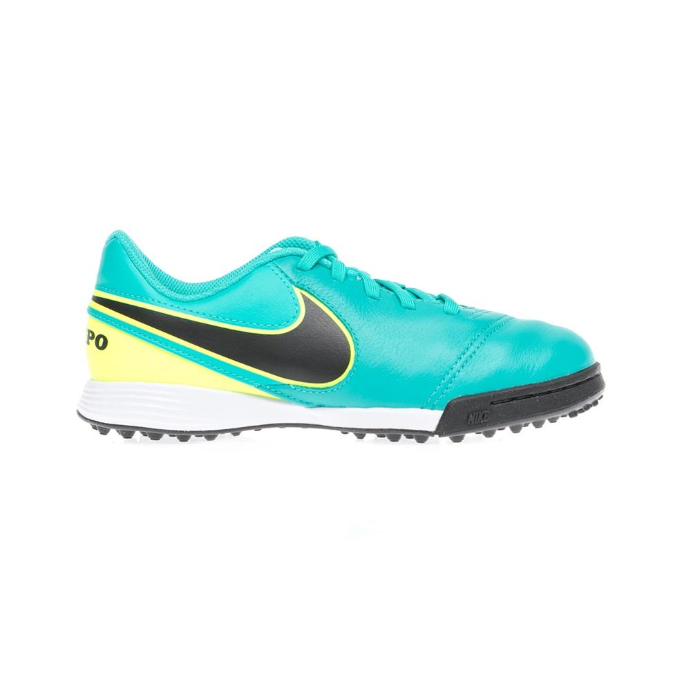 NIKE – Παιδικά παπούτσια NIKE JR TIEMPOX LEGEND VI TF πράσινα