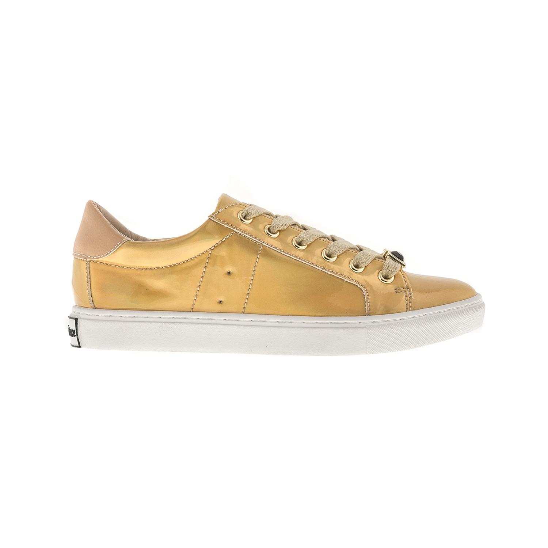 JUICY COUTURE – Γυναικεία παπούτσια JUICY COUTURE LARA χρυσά