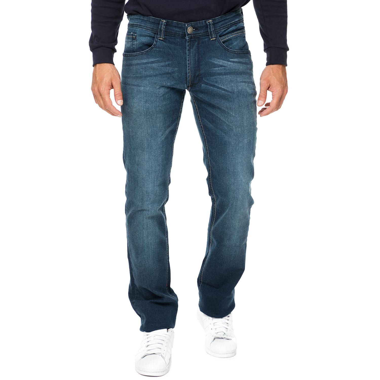 CATAMARAN SAILWEAR - Ανδρικό τζιν παντελόνι CATAMARAN SAILWEAR μπλε 6b7a80318c9
