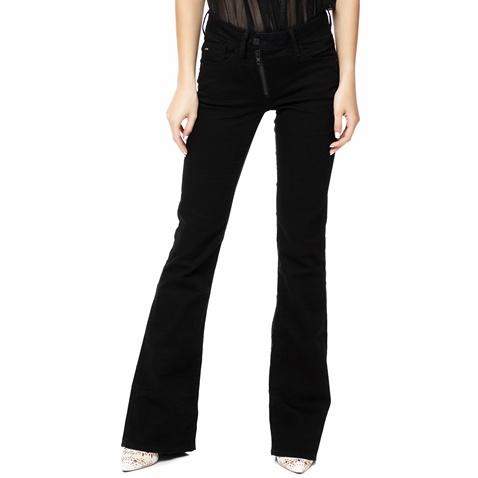 1b1066717a41 Γυναικείο ψηλόμεσο τζιν παντελόνι καμπάνα G-STAR RAW Lynn Zip High Flare  μαύρο (1431276.0-0080)