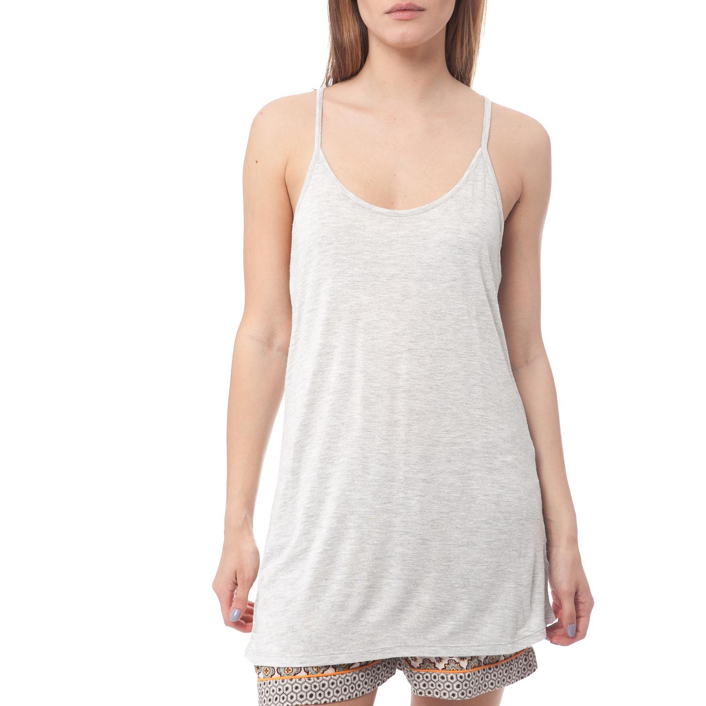 SCOTCH & SODA - Γυναικεία μπλούζα Maison Scotch ημίλευκη γυναικεία ρούχα μπλούζες αμάνικες