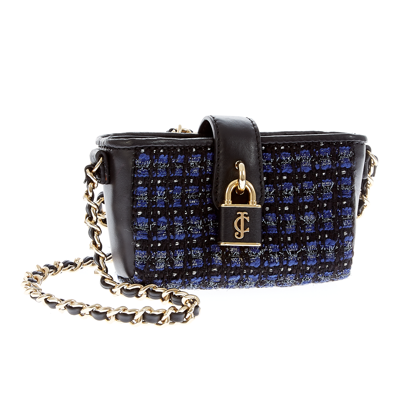 JUICY COUTURE – Γυναικεία τσάντα Juicy Couture μπλε 1434601.0-1171 ... cd318357739