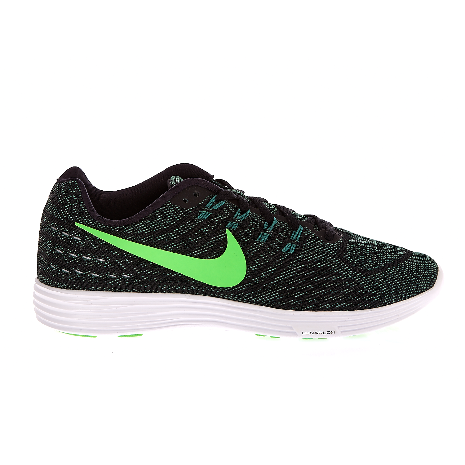 NIKE – Ανδρικά αθλητικά παπούτσια NIKE LUNARTEMPO 2 πράσινα. Factoryoutlet f972cb42041