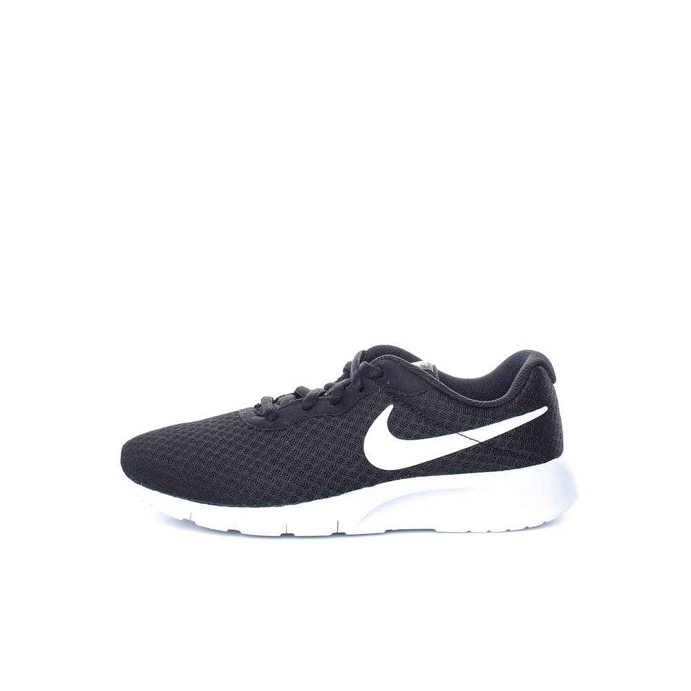 NIKE – Αγορίστικα αθλητικά παπούτσια NIKE TANJUN (GS) μαύρα