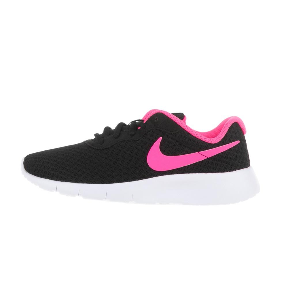 Factory Outlet NIKE – Κοριτσίστικα αθλητικά παπούτσια NIKE TANJUN (GS)  μαύρα-ροζ 14e8c343bc0