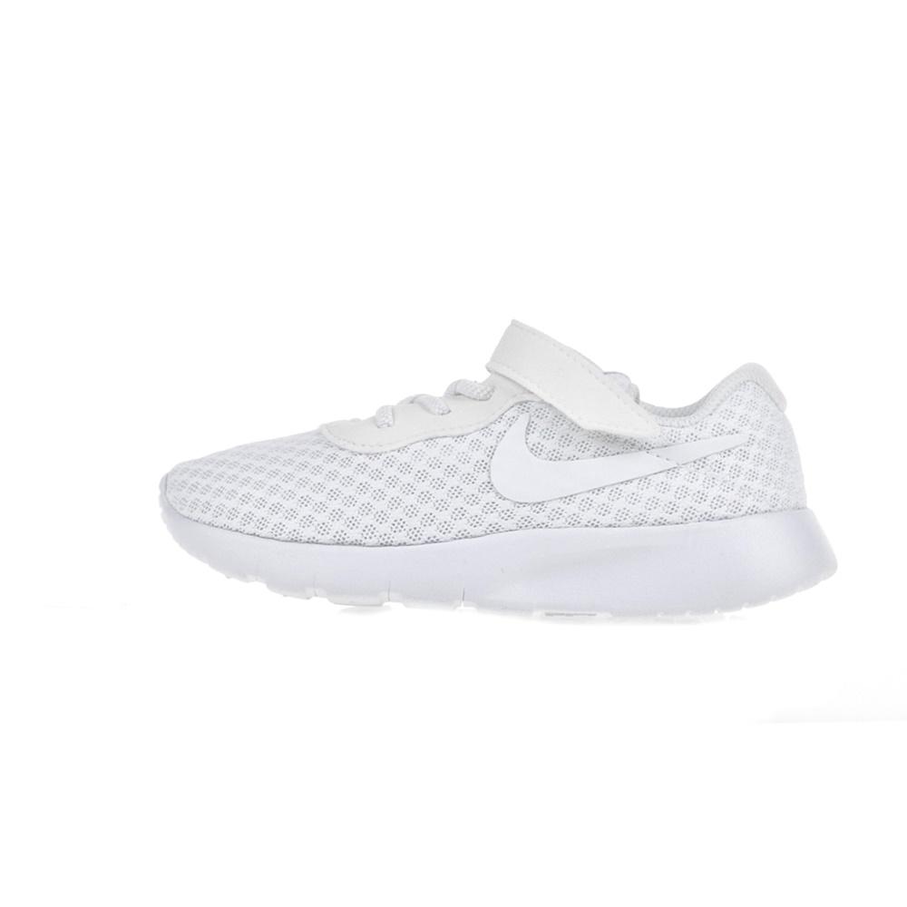 NIKE – Βρεφικά αθλητικά παπούτσια NIKE TANJUN (TDV) λευκά