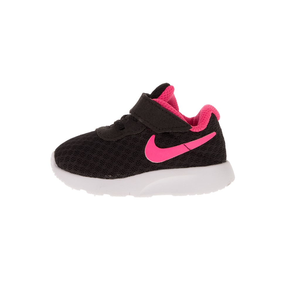 NIKE – Βρεφικά αθλητικά παπούτσια NIKE TANJUN (TDV) μαύρα