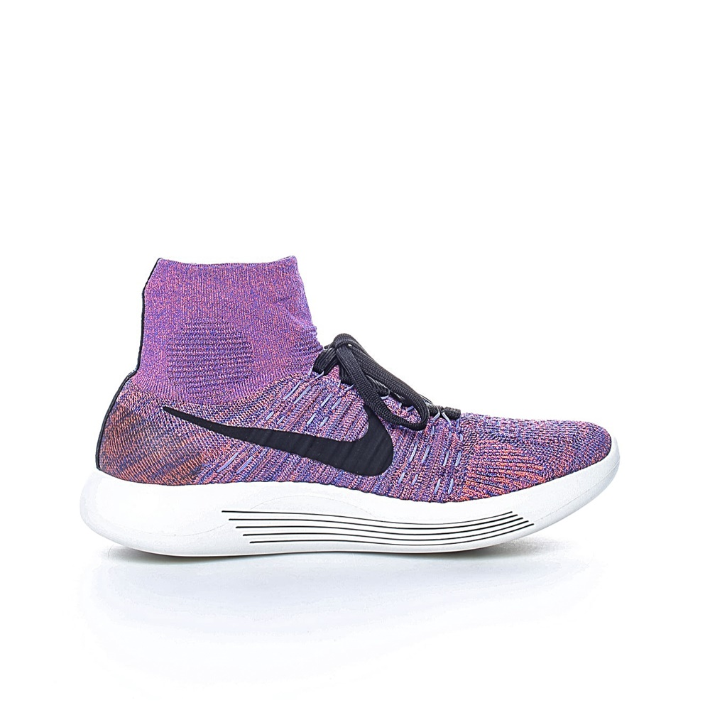 NIKE – Ανδρικά παπούτσια NIKE LUNAREPIC FLYKNIT μοβ