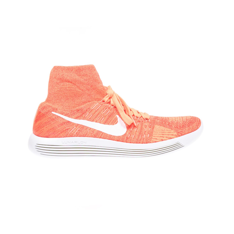 NIKE – Αντρικά παπούτσια NIKE LUNAREPIC FLYKNIT πορτοκαλί
