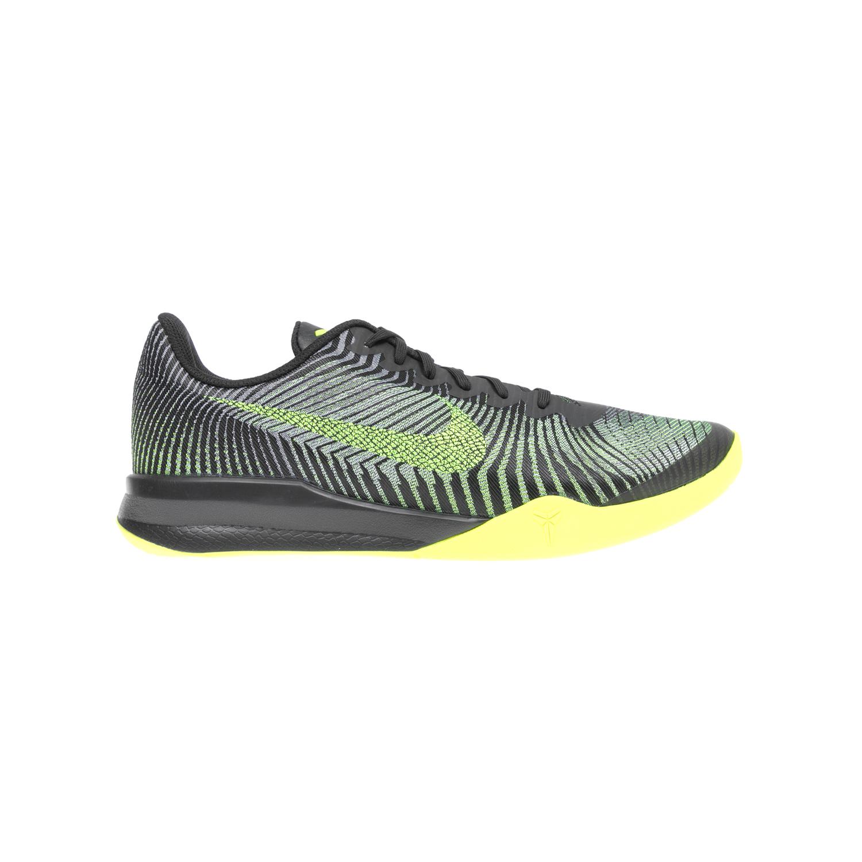 NIKE – Αντρικά παπούτσια NIKE KOBE MENTALITY II μαύρα-πράσινα