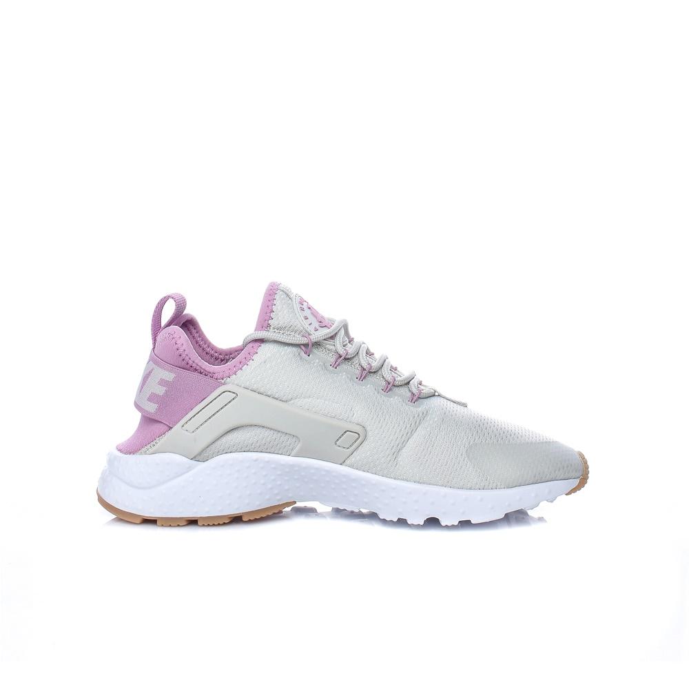 NIKE – Γυναικεία παπούτσια AIR HUARACHE RUN ULTRA μπεζ-ροζ
