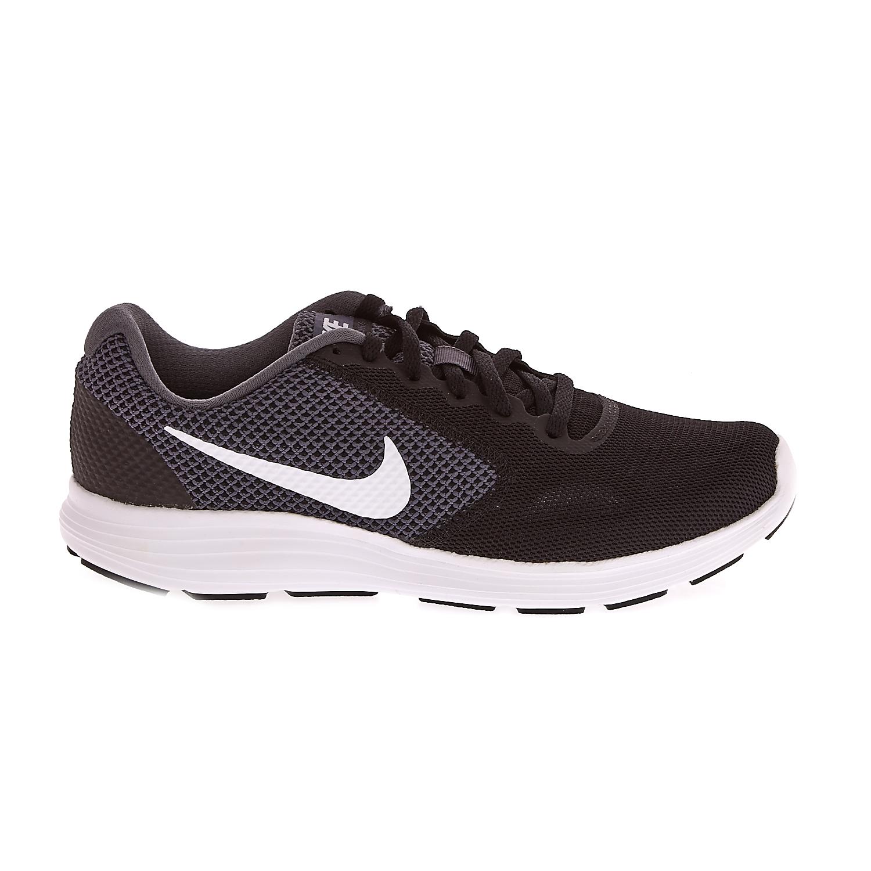 NIKE – Ανδρικά αθλητικά παπούτσια NIKE REVOLUTION 3 μαύρα