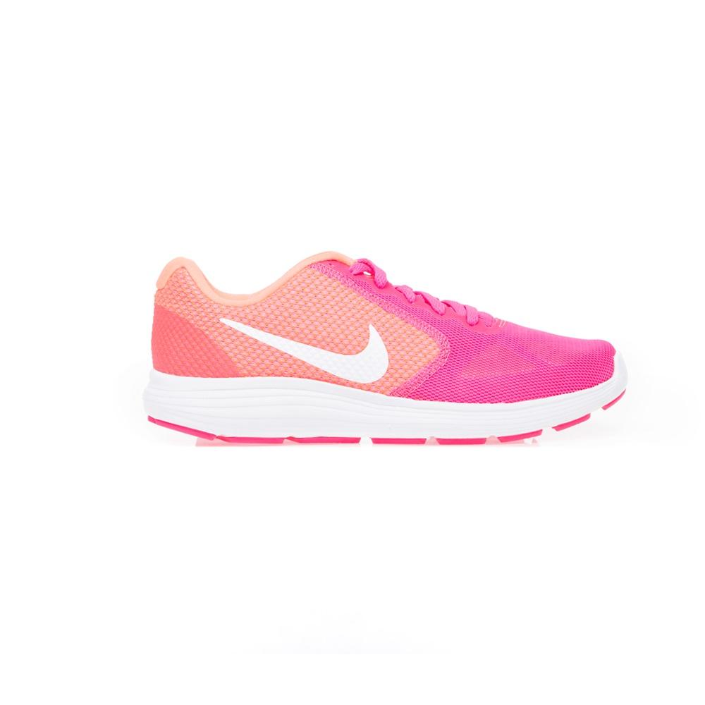 NIKE – Γυναικεία παπούτσια NIKE REVOLUTION 3 ροζ-πορτοκαλί