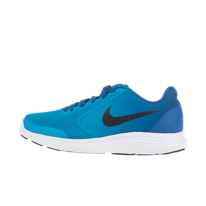 NIKE – Παιδικά αθλητικά παπούτσια NIKE REVOLUTION (GS) μπλε
