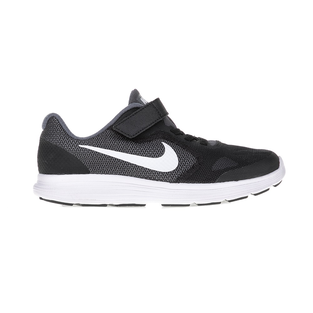 NIKE – Παιδικά αθλητικά παπούτσια NIKE REVOLUTION 3 (PSV) μαύρα