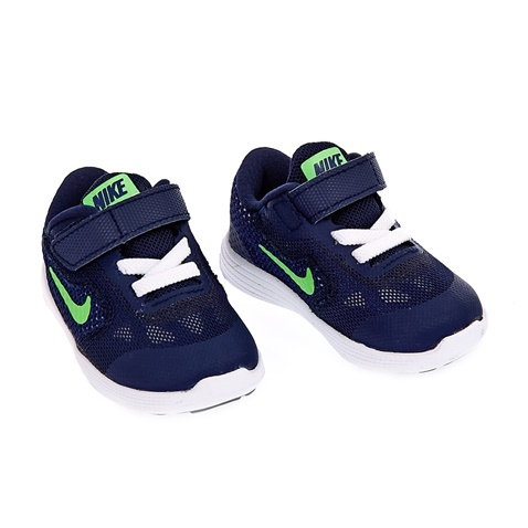Βρεφικά αθλητικά παπούτσια NIKE REVOLUTION 3 σκούρο μπλε (1435574.1 ... e95ae35fe4c