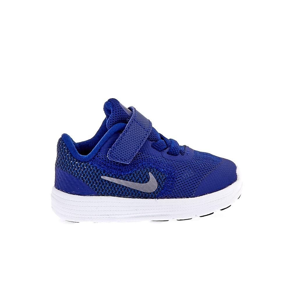 254c4876508 NIKE - Βρεφικά αθλητικά παπούτσια NIKE REVOLUTION 3 μπλε ...