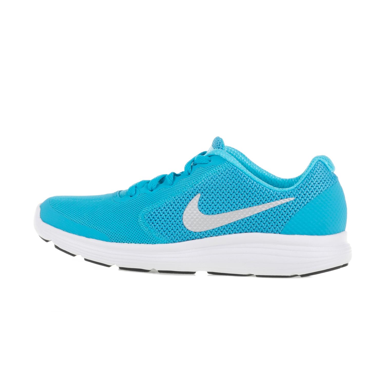 NIKE – Παιδικά αθλητικά παπούτσια NIKE REVOLUTION 3 (GS) γαλάζια