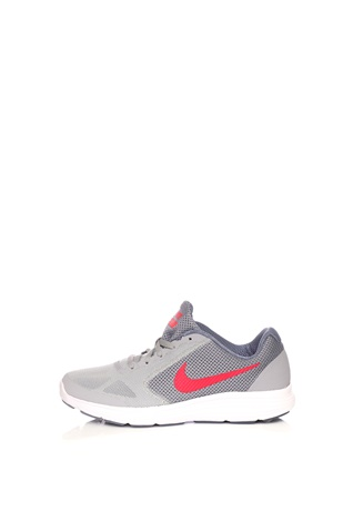 d47ecd5644d Κοριτσίστικα παπούτσια NIKE REVOLUTION 3 (GS) γκρι (1435575.1-7191)    Factory Outlet