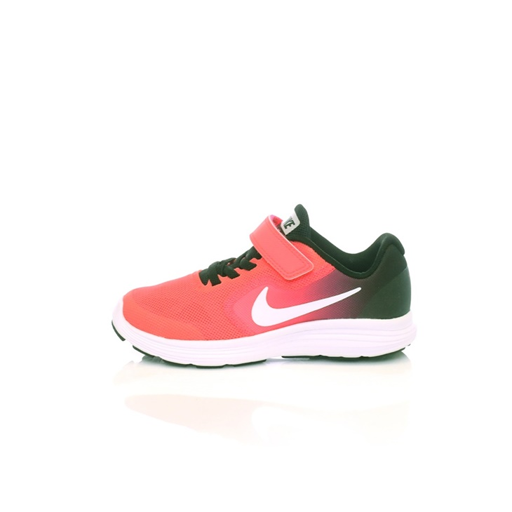a93f45586e8 Παιδικά αθλητικά παπούτσια NIKE REVOLUTION 3 (PSV) κόκκινα-μαύρα ...