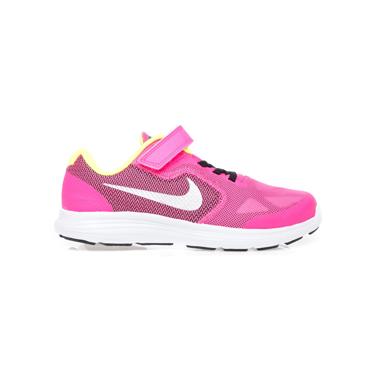 NIKE – Αθλητικά παιδικά παπούτσια NIKE REVOLUTION 3 ροζ