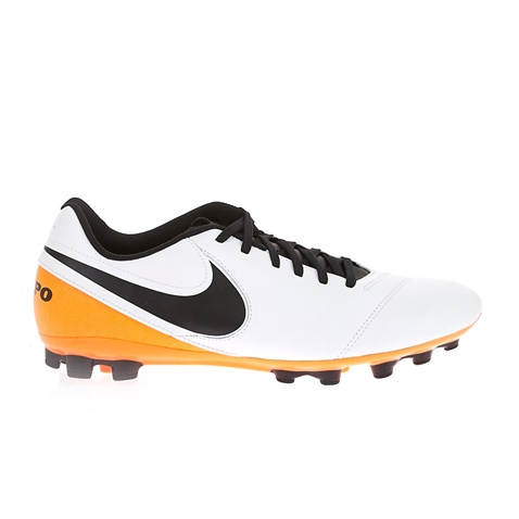 334054dbe94 Ανδρικά παπούτσια Nike TIEMPO GENIO II LEATHER AG-R λευκά (1435619.1-9171)  | Factory Outlet