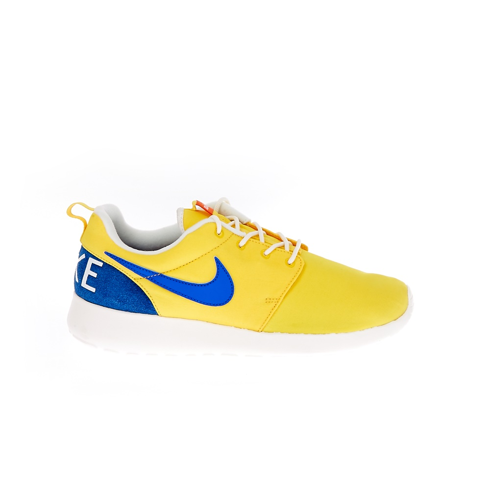 best service 67b00 3c2a8 NIKE – Ανδρικά αθλητικά παπούτσια NIKE ROSHE ONE RETRO κίτρινα