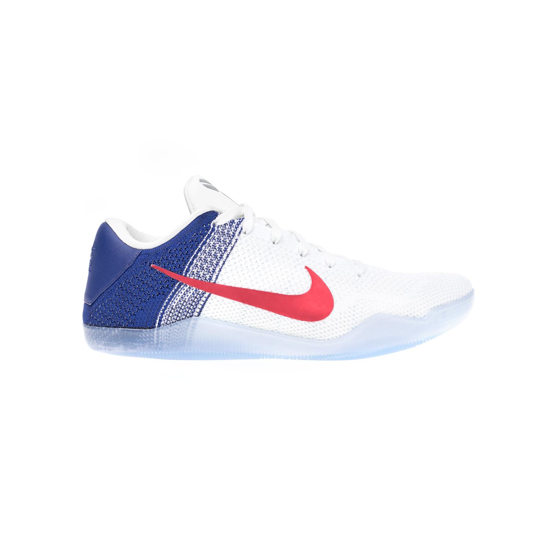 NIKE – Ανδρικά αθλητικά παπούτσια NIKE KOBE XI ELITE LOW άσπρα