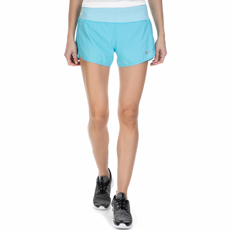 NIKE - Γυναικείο αθλητικό σορτς Nike FLX 3IN μπλε γυναικεία ρούχα σορτς βερμούδες αθλητικά