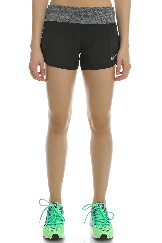 NIKE - Γυναικείο αθλητικό σορτς Nike FLX SHORT 3IN μαύρο γυναικεία ρούχα σορτς βερμούδες αθλητικά