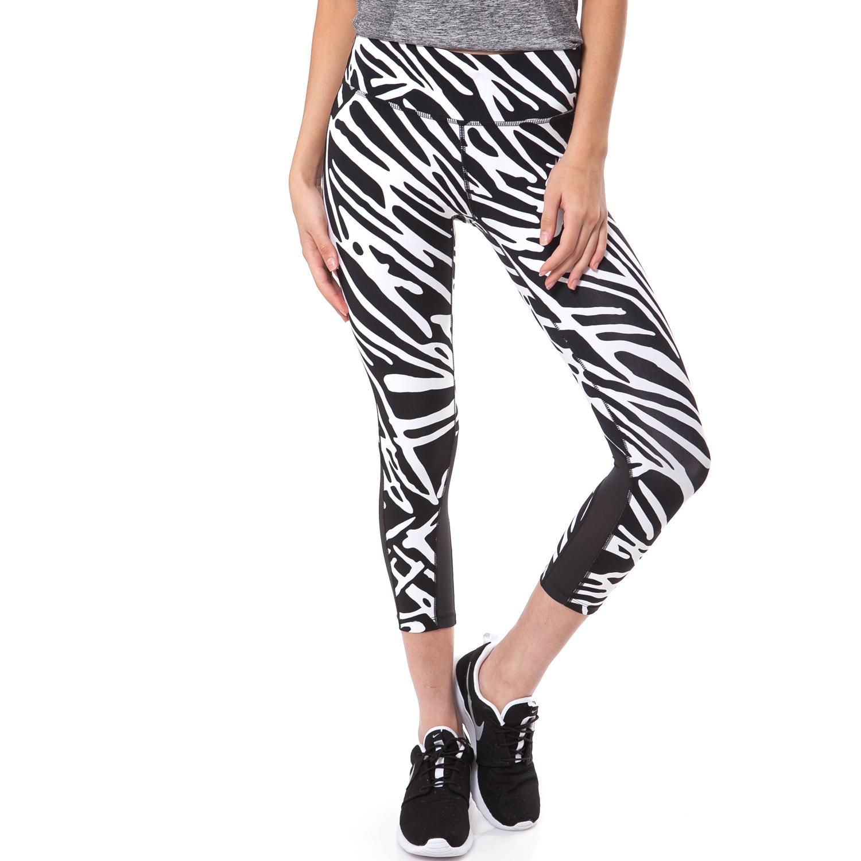 6dc05ac79534 NIKE - Γυναικείο κολάν Nike λευκό-μαύρο